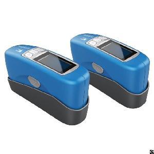 portable angles 20 60 85 digital gloss meter