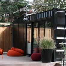 tiny container house prefabricated