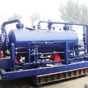 Asme Sa516 Grade 70 Three Phase Separator, Id 1066 X 46mm