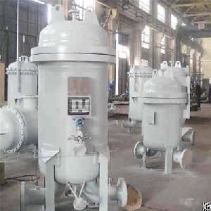 Asme Sa516-m Gr485 Fuel Oil Filter, 2.5 Mpa