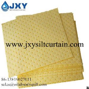 chemical absorbent pads sonicbonded