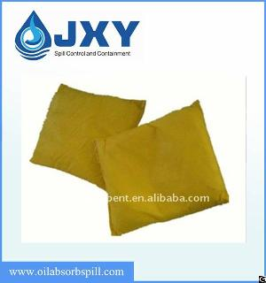 chemical oil absorbent pillow
