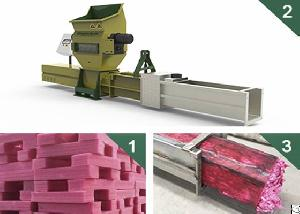 Greenmax Zeus C200 Foam Surface Hot-melt Machine