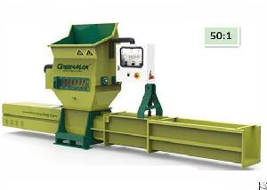 Hot Sale Greenmax Apolo C200 Styrofoam Eps Compactor