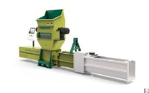 Zeus C200 Compactor Of Greenmax Polystyrene Recycling Machine