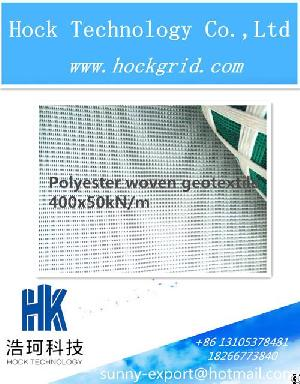 hock filament woven geotextile