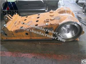 metso c jaw crusher movable