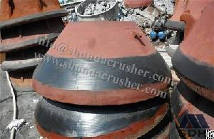 metso gp300s concave cone crusher spare foundry