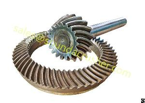 Metso Hp Series Cone Crusher Bevel Gear Pinion Gear Professional Supply