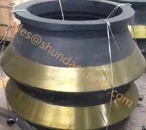 sandvik s3800 cone crusher aftermarket concave mantle replacement