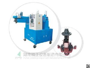 Cheap Pu Elastomer Casting Machine For Plastic Seal Ring, Roller