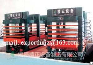 Single Station Pu Panel Press Machine Making Machine
