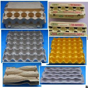 waterproof paper egg tray