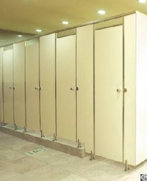 Hpl Toilet Cubicle Partition