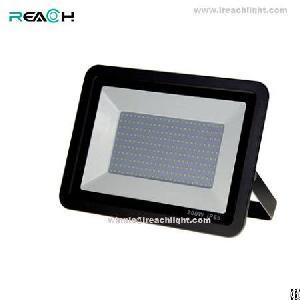 200w Led Flood Light, Black Housing Color, Driverless Version, Aluminum Material, Smd2835 Led