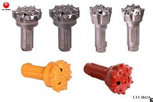 Cir80, Cir90, Cir110, Cir150, Cir170, Cir200 Low Air Pressure Down The Hole Dth Hammers And Bits