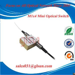 m1x3 m1x4 mini fiber optic switch