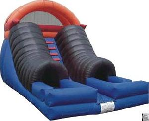 inflatable bouncy slide combos