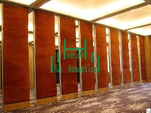 Acoustic Customized Fr Board Movable Partition Wall
