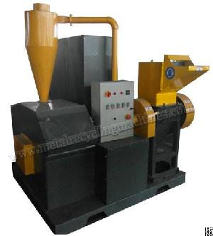 Whirlston Copper Wire Granulator Copper Wire Recycling Machine