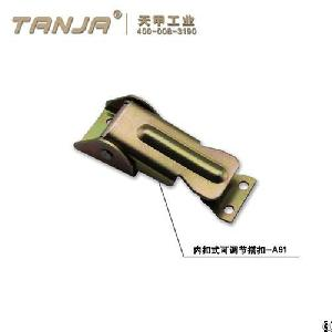 tanja a91 zinc plated concealed toggle latch spcc adjustable handle farm equipment