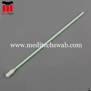 polypropylene handle lint foam swab flexible tip fs740