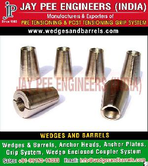 wedges barrels manufacturers suppliers exporters india