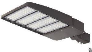 led pole light 300w parking aluminum housing ac90 305 ip65 waterproof