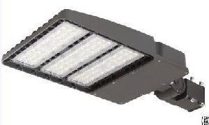 led shoebox retrofit kit ul listed power 100w lighting