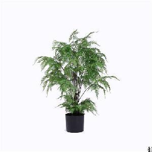 faux fern bush