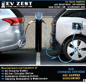 electric vehicle charging station manufacturers exporters suppliers distributors india