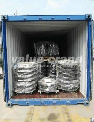 Fuwa Crawler Crane Quy80a Track Pad Wholesalers Manufacturers