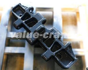 kobelco ck2500 track pad shoe crawler crane