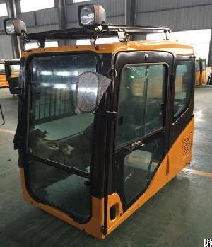 komatsu pc450 8 400 360 driving cab cabin