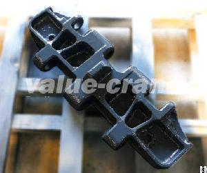 Undercarriage Track Shoe For Crawler Crane Nippon Shary Dh600