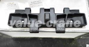 undercarriage track shoe crawler crane sumitomo sc550 2
