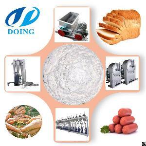 supplier tapioca starch processing plant