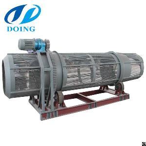 cassava cleaning machine dry sieve