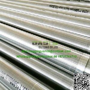 water filter pipe screens johnson wedge wire screen oasis factory