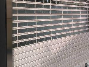 Garage Rolling Door � Polycarbonate