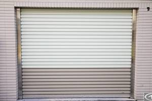 Garage Rolling Door � Zincalume