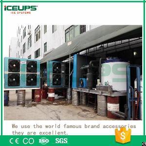 Industial Flake Ice Making Machine