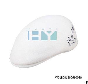 wool felt ivy cap