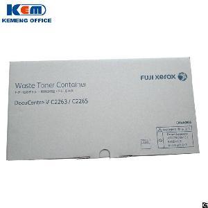 aste toner container cwaa0885 fuji xerox docucentre v c2263 c2265 dcc2263 dcc2265 dcc 2263 2265