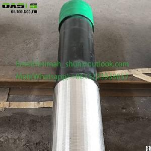 stainless steel pipe screen named layers water