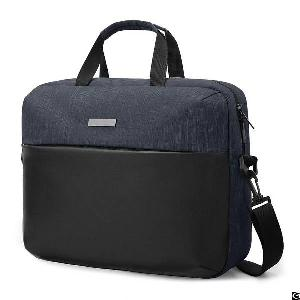 laptop bag briefcase shoulder messenger water repellent satchel tablet bussiness carrying handba