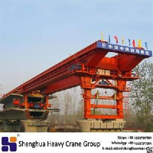 Highway Bridge Launching Girder Gantry Cranes