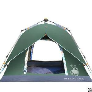 silver coated tent h17