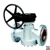 Sell Pressure Balanced Lubricated Plug Valves