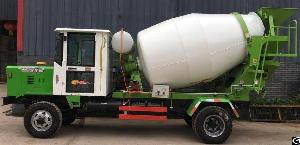 Sell 3cubic Meters Concrete Mixer